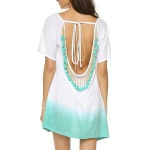 Sundress Alaia Shells Beach Dress